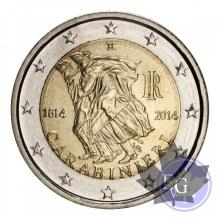ITALIE-2014-2 EURO COMMEMORATIVE-FDC