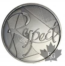 FRANCE-2013-25 EURO ARGENT-RESPECT