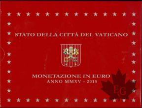 VATICAN-2015-SERIE BE-PROOF