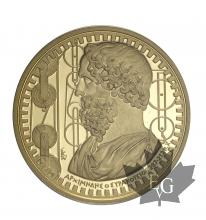 GRECE-2015-200 EURO-OR-GOLD-PROOF