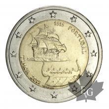 PORTUGAL-2015-2 EURO COMMEMORATIVE-TIMOR-FDC