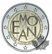 SLOVENIE-2015-2 EURO-EMONA