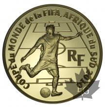 FRANCE-2009-200 EURO-COUPE DU MONDE-PROOF