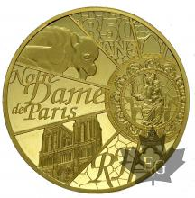 FRANCE-2013-200 EURO- NOTRE DAME- PROOF