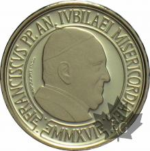 VATICAN-2016-10 EURO OR-PROOF