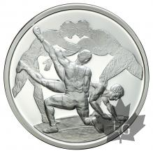 GRECE-2004-10 EURO-JEUX OLYMPIQUES-PROOF