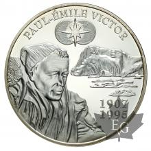 FRANCE-2007-1 1/2 EURO-100e Anniversaire Paul-Emile Victor-PROOF
