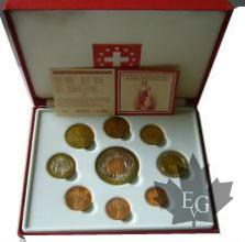 SUISSE-2003-ESSAI-PATTERN-PROOF SET