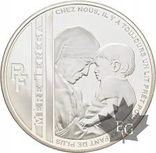 FRANCE-2010-10-Euro-MERE-TERESA-PROOF-BE