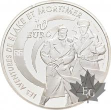 FRANCE-2010-10-Euro-BLAKE AND MORTIMER-PROOF-BE