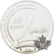 FRANCE-2016-10-Euro-BELEM-Grands-Navires-Français-PROOF-BE