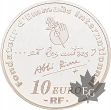 FRANCE-2012-10-Euro-ABBE-PIERRE-PROOF-BE