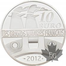 FRANCE-2012-10-Euro-LE-FRANCE-PROOF-BE