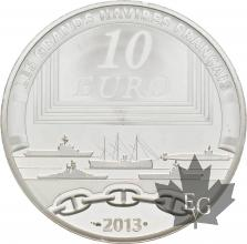 FRANCE-2013-10-Euro-LA-GLOIRE-PROOF-BE