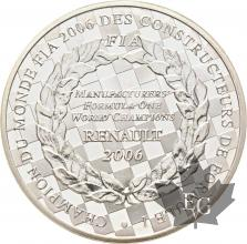 FRANCE-2007-1-Euro-1/2-RENAULT-F1-PROOF-BE