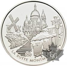 FRANCE-2002-1-Euro-1/2-MONTMARTRE-PROOF-BE
