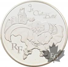 FRANCE-2012-10-Euro-LE-CHAT-BOTTE-PROOF-BE
