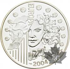 FRANCE-2004-1-Euro-1/2-EUROPA-PROOF-BE
