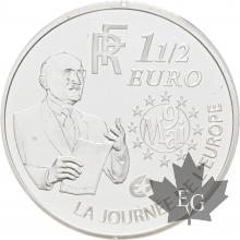 FRANCE-2006--Euro-1/2-EUROPA-PROOF-BE