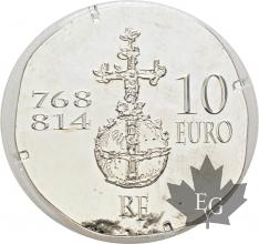 FRANCE-2011-10-Euro-CHARLEMAGNE-PROOF-BE