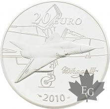 FRANCE-2010-20-Euro-PIEFORT-MARCEL-DASSAULT-PROOF-BE