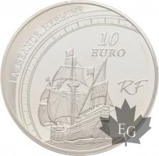 FRANCE-2011-10-Euro-JACQUES-CARTIER-PROOF-BE