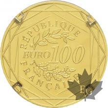 FRANCE-2015-100-EURO OR-COQ