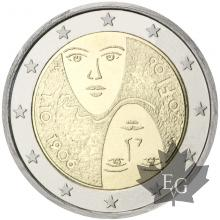 FINLANDE-2006-2 EURO COMMEMORATIVE