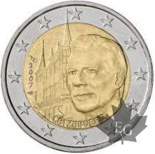 LUXEMBOURG-2007-2 EURO COMMEMORATIVE