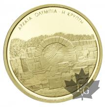GRECE-2004-100 EURO GOLD-PROOF