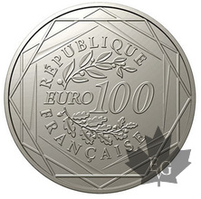 FRANCE-2011-100 EURO Argernt-Hercule