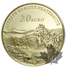 FRANCE-2005-20 EURO-AUSTERLITZ-PROOF