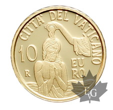 VATICAN-2018-10 EURO-PROOF