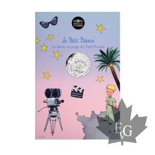 FRANCE-10EURO-2016-Petit Prince-Cinema-FDC