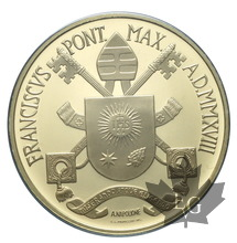 VATICAN-2018-200 EURO-CARDINAL VIRTUES-PROOF