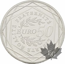 FRANCE-2010-50-EURO-ARGENT-SEMEUSE-FDC