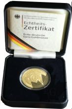 ALLEMAGNE-2002-A-100 EURO-PROOF