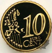 MONACO-2004-10 CENTIMES EURO-PROOF-BE