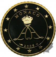 MONACO-2006-50 CENTIMES-PROOF
