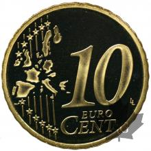 MONACO-2006-10 CENTIMES-PROOF