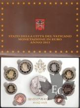VATICAN - 2011-SERIE BE -PROOF