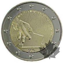 MALTE-2011-2 EURO COMMEMORATIVE