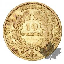 France - 10 Francs - Ceres- dates mixtes