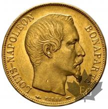 France - 20 Francs - Louis Napoleon Bonaparte