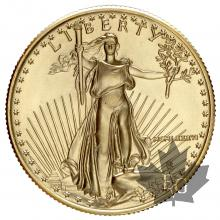 USA- 1/2 once or - 25 dollars gold