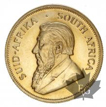 Afrique du Sud - Krugerrand or gold - dates mixtes