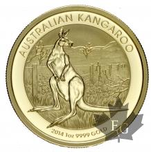 Australie - 1 oz -  100 dollar gold