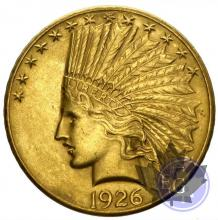 USA-10 dollars or gold Indian head