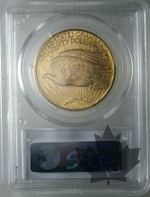 USA-20 dollars-Saint Gaudens-PCGS MS63