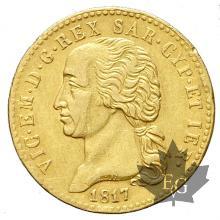 Italie-20 Lire- Vittorio Emanuele I